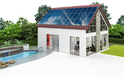 Save Money - Solar Panel Electric System Installation Service in LA