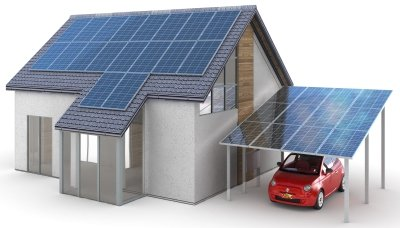 Solar Panel Electric System Installation Service in Durate CA